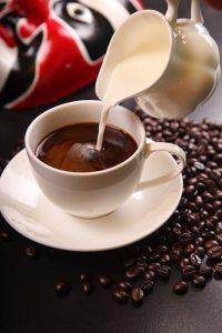cafés au lait spécialement australien