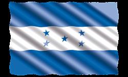 drapeau-honduras