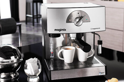 Les différents types de machine à café